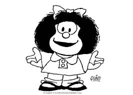mafalda coloring pages hellokids