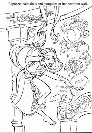 tangled coloring pages princess rapunzel coloring pages 273170
