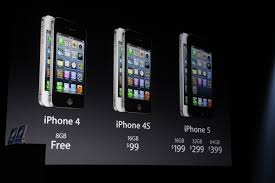 iPhone 5 Pricing And Availability Revealed $199 For 16GB $299