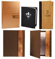 restaurant menu design covers folders u0026 holders durban ballito