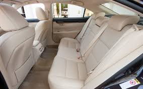 lexus es300h interior 2013 lexus es 350 and es 300h first test motor trend