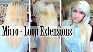 micro ring hair extensions aol micro loop hair extensions for really short hair prices of remy hair