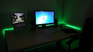 Desk Gaming Cosmopolitan Gaming Computer Desk Home Office Home Furniture Ideas