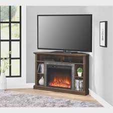 fireplace best duraflame electric fireplace tv stand room design