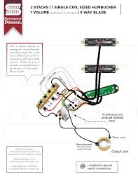 wiring diagrams seymour duncan part 9