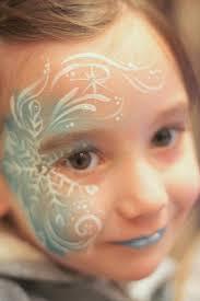 2014 halloween frozen face paint ideas snowflake halloween