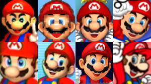 evolution characters mario party 1998 2017