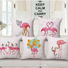 Cushions Covers For Sofa Christmas Flamingo Sofa Cushion Covers Manufacturers Linen Cotton