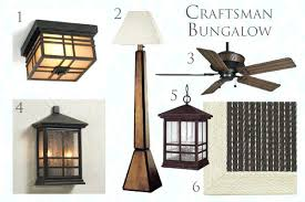Craftsman Style Ceiling Light Mission Style Ceiling Light Fixtures Chroni