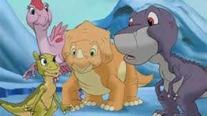 the land before time cartoons for children ep 5 video