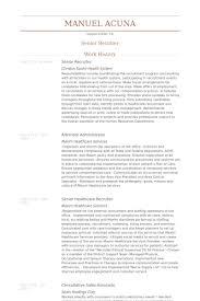 Sample Resume Of Hr Recruiter by Senior Recruiter Resume Samples Visualcv Resume Samples Database