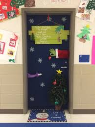 this is my classroom door my theme this year was