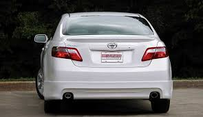 2007 toyota camry kits 2007 2009 toyota camry abs plastic razzi style kit made by