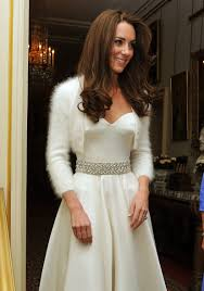 wedding dress kate middleton here s kate middleton s second wedding dress you never got to see