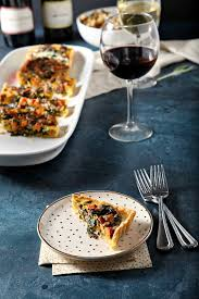 hearty quiche for a wine the speckled palate