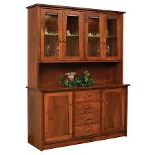 solid hardwood buffets and hutches home and timber
