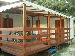 tettoie per terrazze terrazzi mobili bungalow legno casette in legno