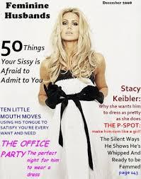 husband is feminized feminized husbands magazines and more i like captioned images