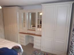 Luxury Fitted Bedroom Furniture Wardrobe With Dressing Table Bedroom Ideas Pinterest