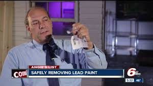 angie u0027s list safely removing lead paint youtube
