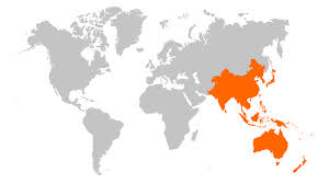 Blank Map Of Asia Blank Map Of Asia Pacific Region You Can See A Map Of Many