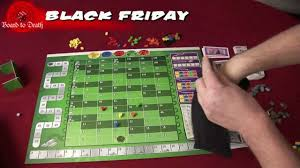 black friday game black friday board game video review youtube