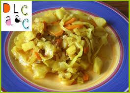 cuisiner du choux blanc chou blanc à l ethiopienne dans la cuisine d alexane et célian