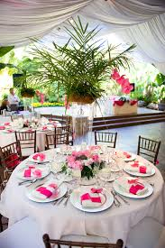 Tropical Theme Wedding - hawaii theme wedding in southern california prom theme tropical