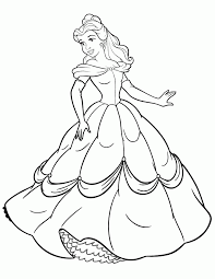 disney princess printable coloring pageskids coloring pages