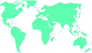 World Map Cartoon by World Map Clipart Many Interesting Cliparts