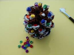 how to make a mini pinecone tree hobbycraft blog
