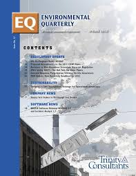 environmental quarterly trinity consultants