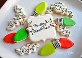 gorgeous christmas cookies christmas lights decoration