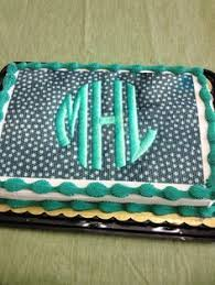 cake monograms grey chevron with pink monogram cake meme s cakes