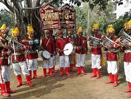 wedding bands in delhi shiv pawan band madangir new delhi band weddingplz