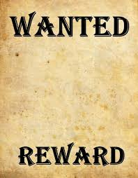 wanted poster powerpoint template create a wanted poster k 5