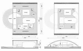 die resonanz concert hall concept transforms parcel post hall in