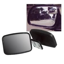 Blind Spot Side Mirror Maxiaids Maxi View Adjustable Car Blind Spot Mirror Pair
