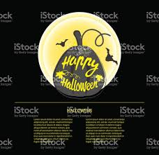 halloween design background happy halloween design background stock vector art 843008596 istock