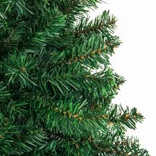 6 ft hinged pine christmas tree u2013 best choice products