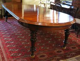 Victorian Mahogany Dining Table Antiques Atlas - Mahogany kitchen table