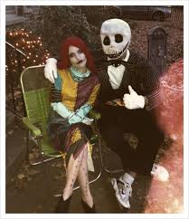 hayley williams and the nightmare before sally costume
