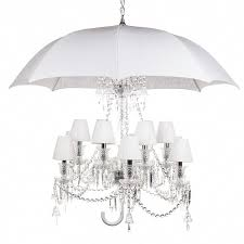 Black Chandelier Ls Umbrella Chandelier Interior Illusions