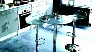cuisine avec bar table table de cuisine bar haute thecrimson co