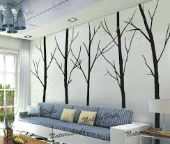forest wall decals forest wall decal set u2013 godiet club