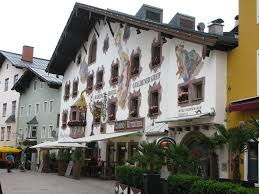 panoramio photo of hotel goldener greif and casino kitzbühel