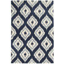 Ikat Runner Rug Area Rugs Nice Rug Runners Dining Room Rugs In Navy Blue Area Rug