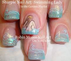robin moses nail art a fun nail art tutorial up for my birthday