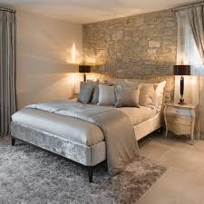 Luxury Bed Frame Luxury Designer Ivory Velvet Bed Juliettes Interiors