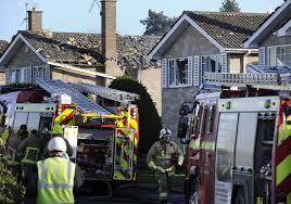 huge gas explosion kills dad and destroys house on leafy cul de